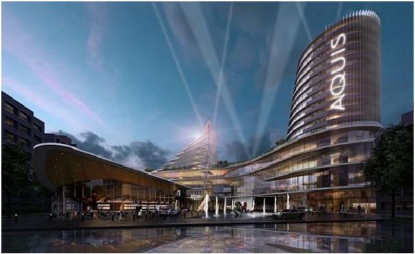 Aquis Canberra Casino