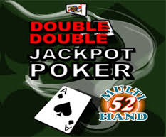 Double Double Jackpot Poker Multi hand