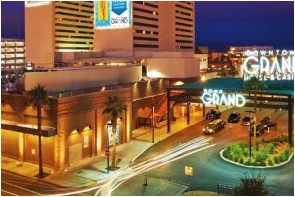 Downtown Las Vegas Casino