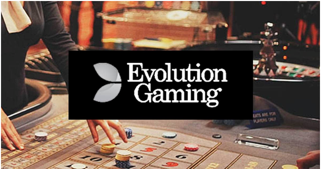 Evolution gaming and PointsBet