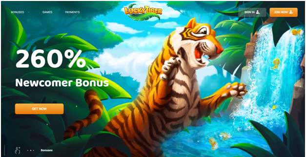 Lucky Tiger Casino for Aussies