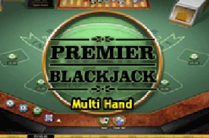 Premier Blackjack Multihand
