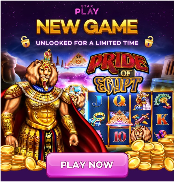 Pride of Egypt slot