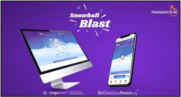 Snowball blast bingo