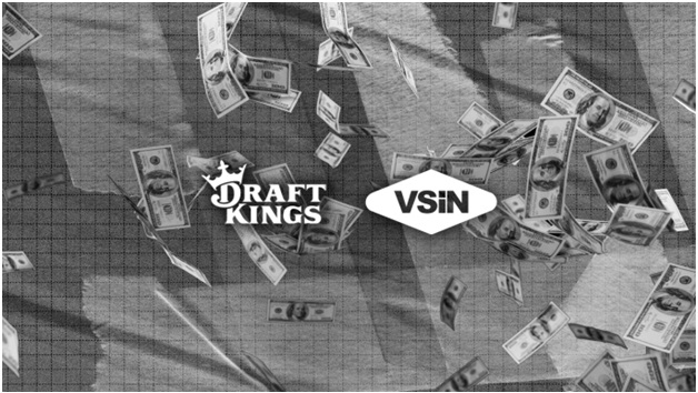 Sports Broadcast Network VSiN is now acquired by DraftKings