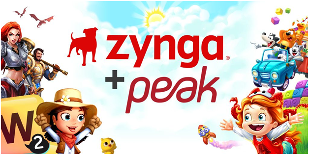 Zynga acquires Peak Gaming