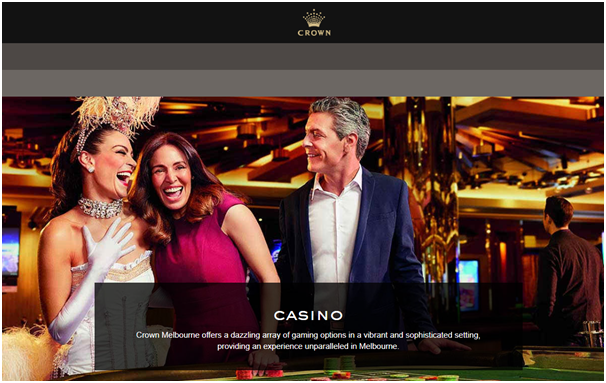 Crown Casino Your Play
