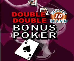 Double Double Bonus Poker Multi hand